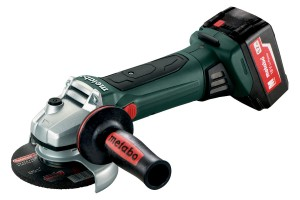 METABO W 18 LTX 125 Quick